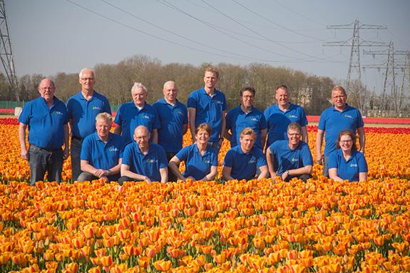 Team Ruigrok Flowerbulbs