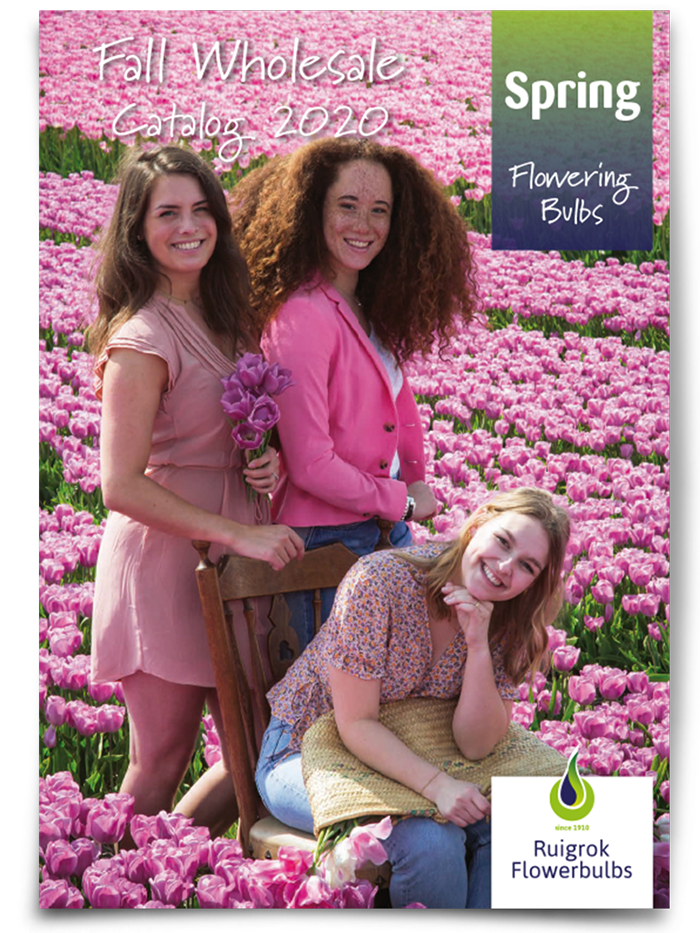 Catalogus Ruigrok Flowerbulbs